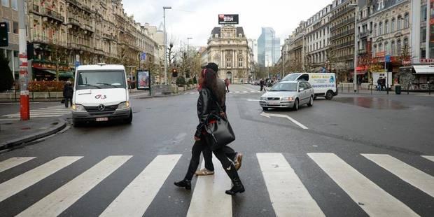 Piétonnier à Bruxelles: il y a des conditions au succès d'un beau pari - La DH