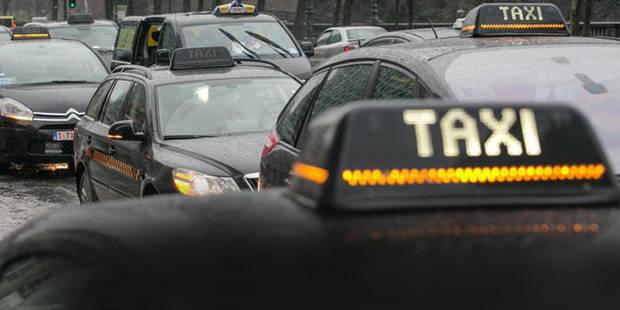 Manifestation des taxis bruxellois: une conciliation organisée - La DH