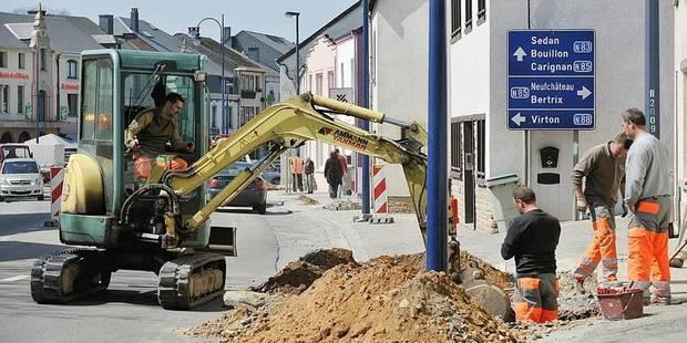 1 .700 emplois perdus dans les communes wallonnes - La DH