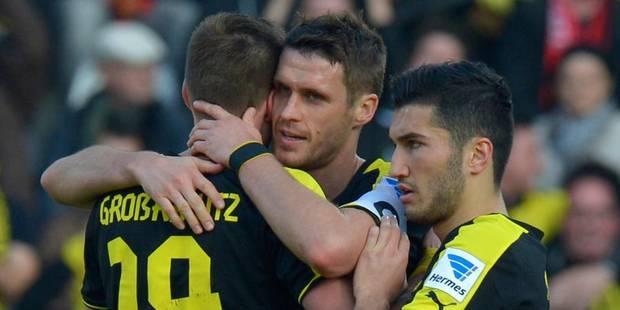Bundesliga: Kehl libère Dortmund à Fribourg - La DH