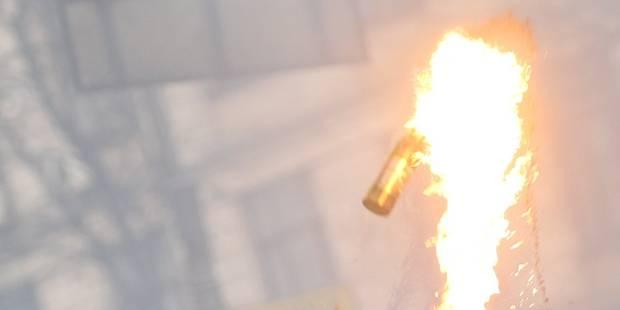 Un suspect interpellé pour des jets de cocktails Molotov sur le commissariat de Droixhe - La DH