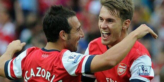 Ramsey et Cazorla prolongent chez les Gunners - La DH