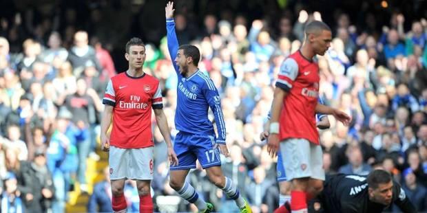 Chelsea et Hazard atomisent les Gunners (6-0) - La DH