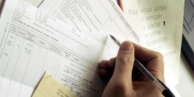 Les erreurs dans la déclaration fiscale doivent pouvoir être rectifiées - La DH