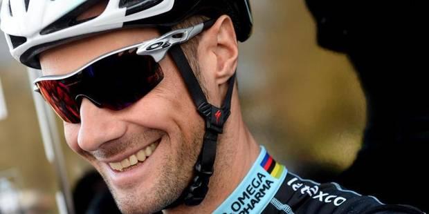 A travers les Flandres: Tom Boonen reprend la compétition mercredi - La DH