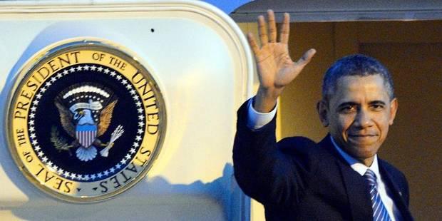 Obama: retour sur sa journée en Belgique - La DH