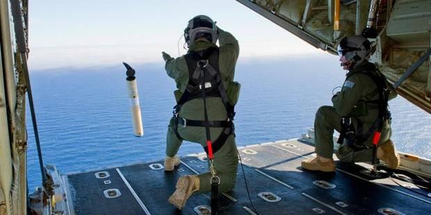 """Vol MH370: la zone de recherches modifiée suite """"à une nouvelle piste crédible"""" - La DH"""