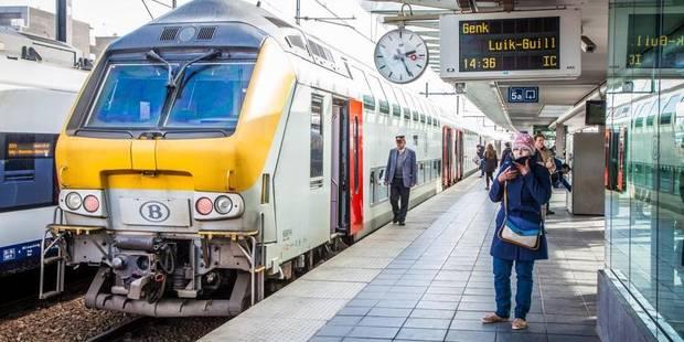 4G dans les gares et les trains: pas avant 2015 - La DH
