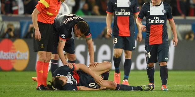 Ibrahimovic absent plusieurs semaines - La DH