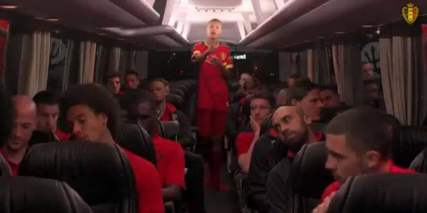 J-64: la chanson officielle des Diables par Stromae enfin en ligne - La DH