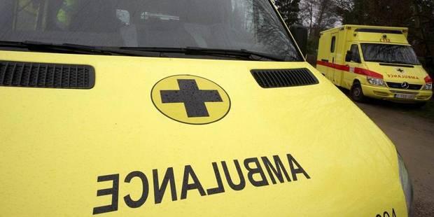 Deux blessés dont un grave suite à une sortie de route à Jemeppe-sur-Sambre - La DH