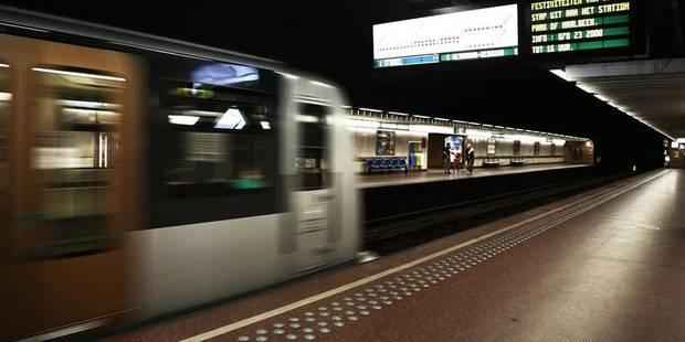 La ligne 5 du métro bruxellois à nouveau opérationnelle - La DH