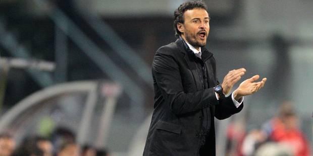 Luis Enrique, nouvel entraîneur du Barça ? - La DH