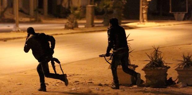 Libye: des heurts font 24 morts à Benghazi - La DH