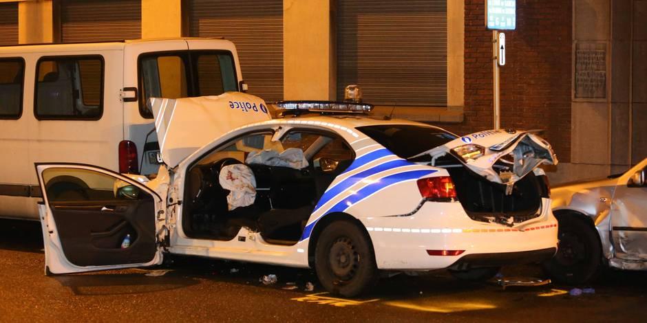 Des cours de conduite pour la police - La DH