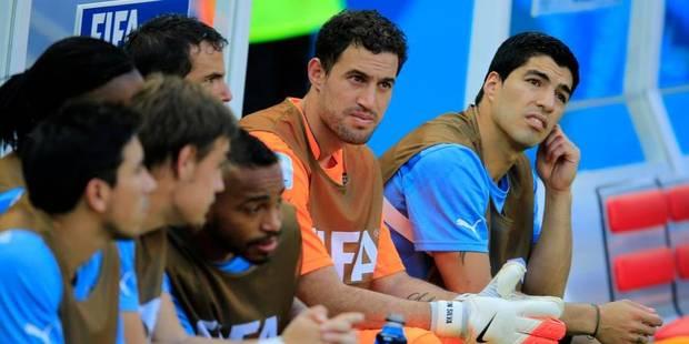 """Uruguay: la titularisation de Suarez, """"une possibilité"""", selon Tabarez - La DH"""