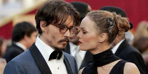 La déclaration d'amour de Johnny Depp à Vanessa Paradis ! - La DH