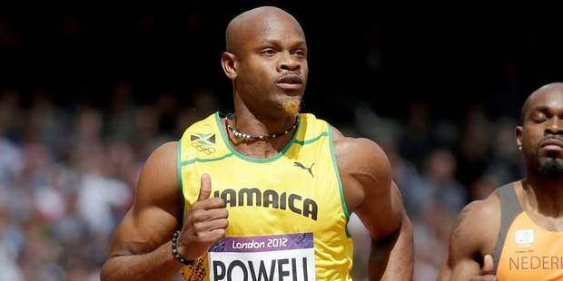 Asafa Powell peut recourir - La DH