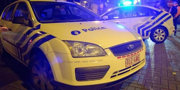 La zone de police Bruxelles-Capitale Ixelles partie civile contre deux de ses agents - La DH
