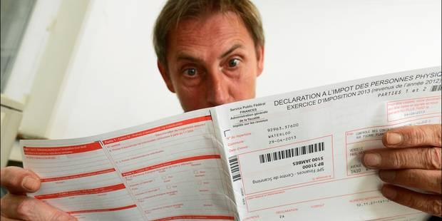 128.000 déclarations d'impôt font état d'un compte à l'étranger - La DH