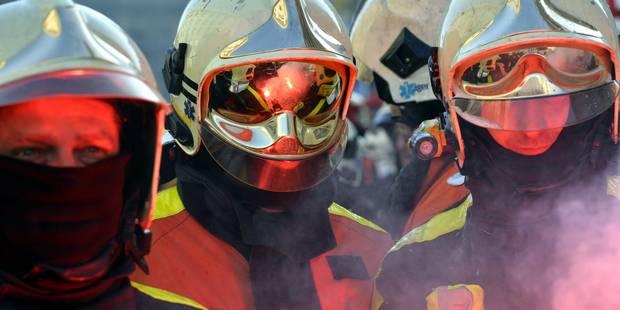 Incendie à Ixelles: cinq familles évacuées mais pas de blessé - La DH