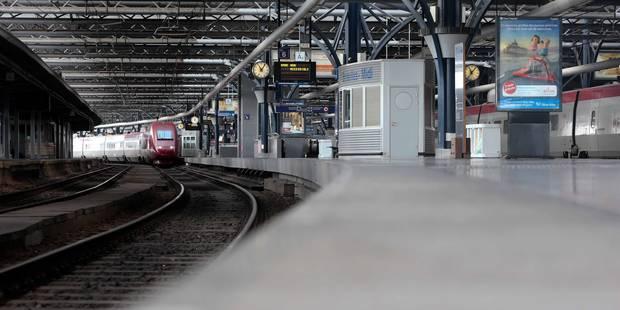 """La grève du 30 juin a coûté 1,3 million à la SNCB: """"Le personnel ne doit pas creuser le fossé"""" - La DH"""