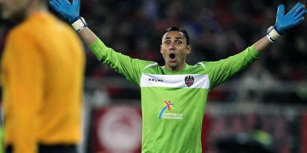 Navas signe pour 6 ans au Real - La DH