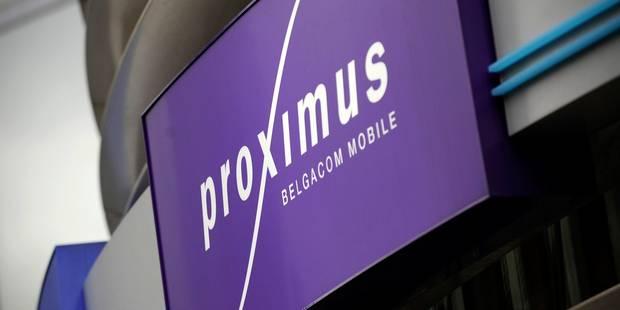 Proximus bride la 4G - La DH
