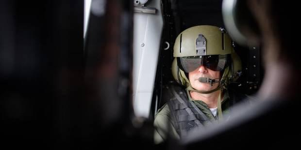 """Général Compernol: """"La sécurité de nos soldats est menacée"""" - La DH"""