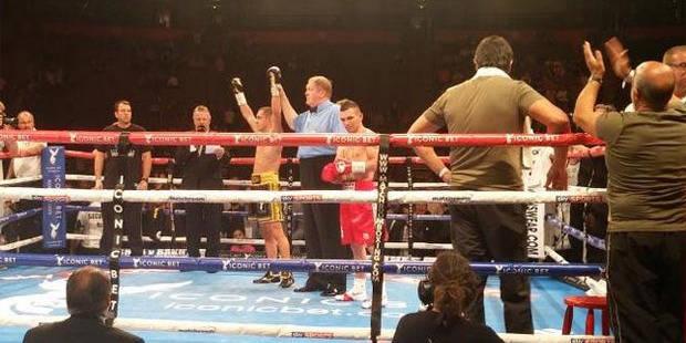 Stéphane Jamoye mis KO par le champion du monde - La DH