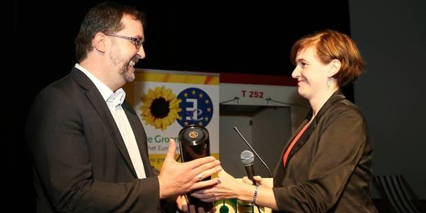 Elke Van den Brandt candidate à la présidence de Groen - La DH