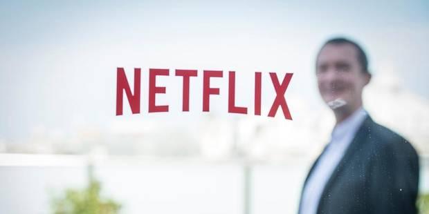 Netflix envahit la Belgique et ses foyers - La DH