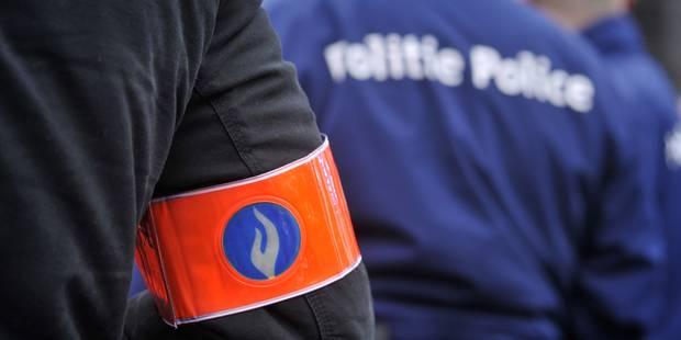 Les policiers inquiets et en colère après leur entrevue avec le ministre Bacquelaine - La DH