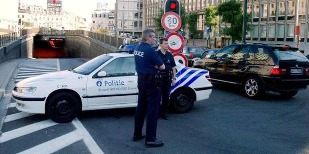 Un chauffard surpris à 150 km/h dans un tunnel bruxellois - La DH