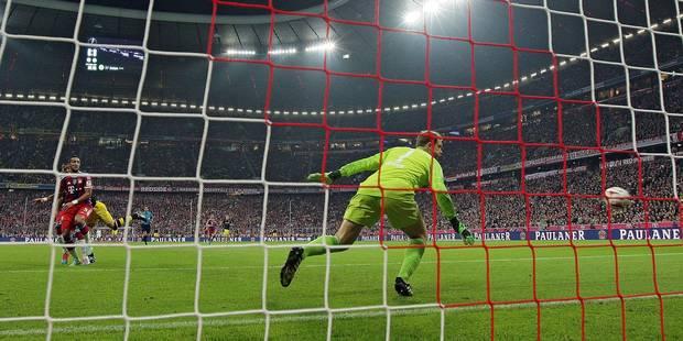 Un amateur ou un stagiaire dans les buts du Bayern? - La DH