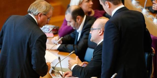 """Budget wallon: """"Le ministre Antoine doit présenter des excuses"""" - La DH"""