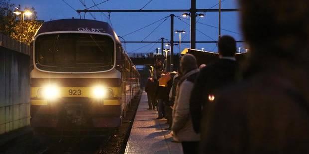 Grèves tournantes: Premières perturbations sur le rail - La DH