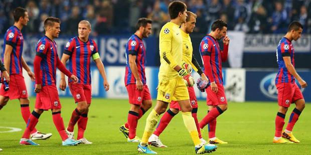 Le Steaua Bucarest va peut-être devoir changer de nom - La DH