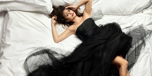 In bed with Penélope Cruz - La DH