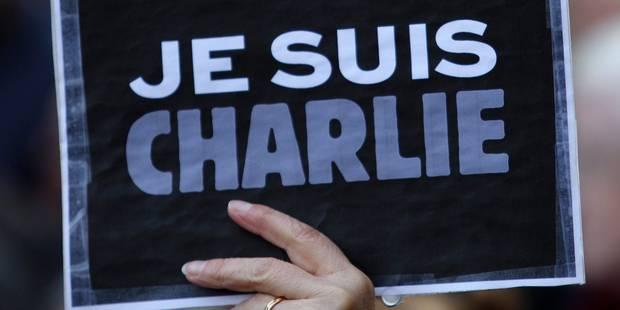 """Un Belge a déposé la marque """"Je suis Charlie"""" - La DH"""