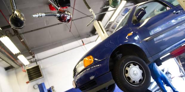 Le Belge reporte de plus en plus l'entretien de son véhicule - La DH