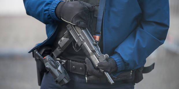 Attentats déjoués: une personne arrêtée en Grèce aurait un lien avec la cellule terroriste belge - La DH