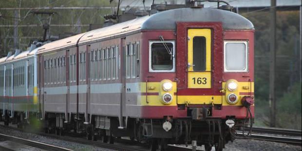 Une personne heurtée par un train à Forest-Est - La DH