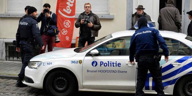 Alerte à proximité du Parlement européen: un trentenaire slovaque appréhendé - La DH