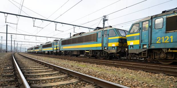 Incident sur la ligne 162 Namur - Arlon: le trafic (enfin) rétabli - La DH