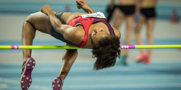 Nationaux d'athlétisme en salle: Berings, Broothaerts et Thiam s'illustrent - La DH