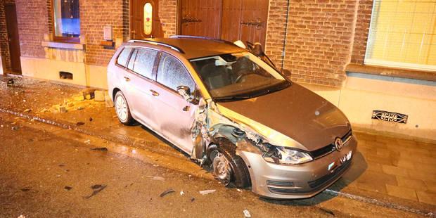 Marcinelle: il percute deux voitures en stationnement - La DH