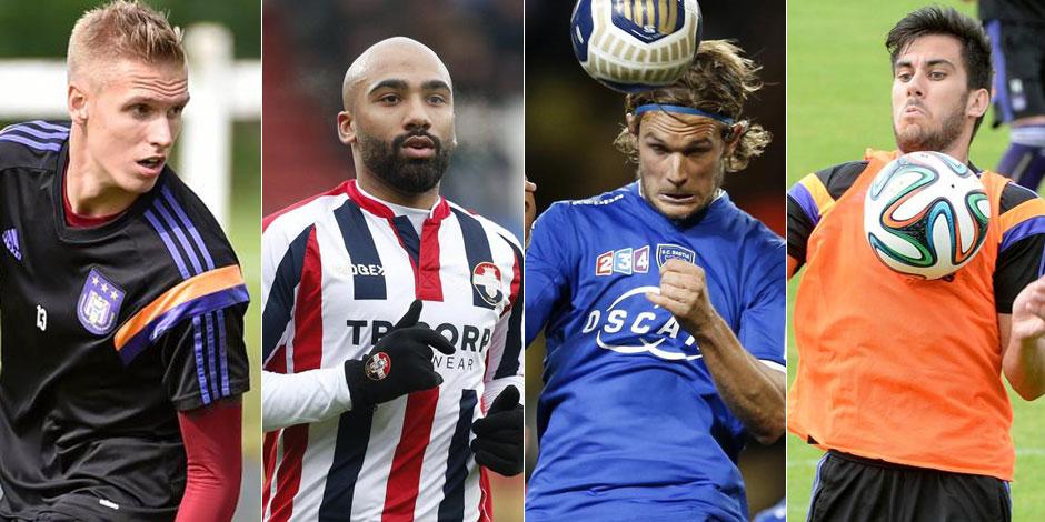 Anderlecht doit-il encore compter sur ses 8 joueurs prêtés? - La DH