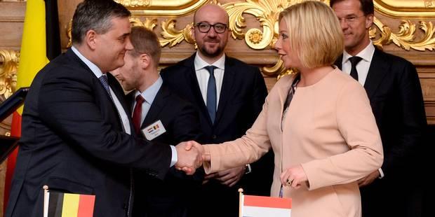 La Belgique et les Pays-Bas s'unissent contre le terrorisme - La DH