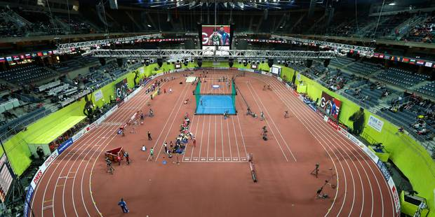 Excellents débuts de Nafi Thiam au pentathlon, Zagré éliminée - La DH